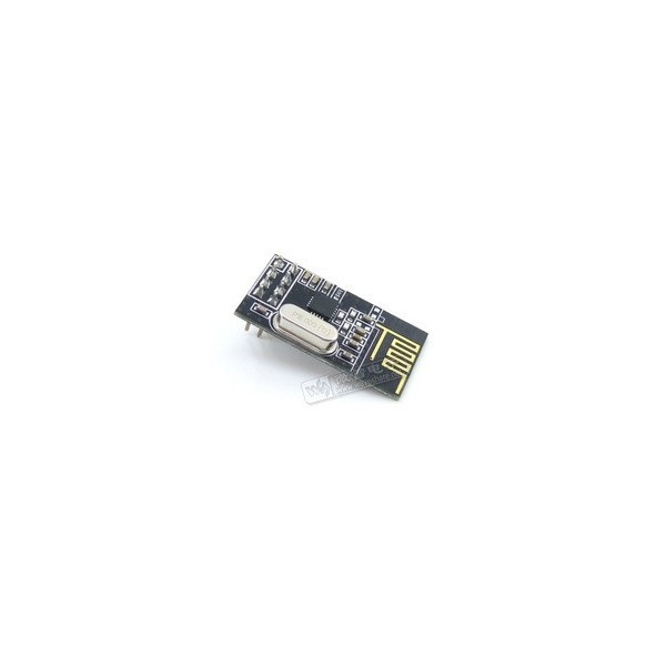Wireless transceiver NRF24L01 (upgrade version)/wireless data transfer modules/wireless data transmission -کویرالکترونیک
