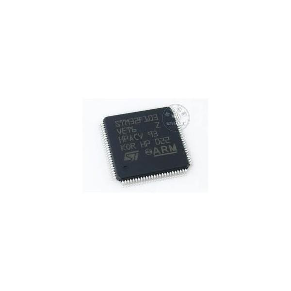 stm32f103vet6,میکروکنترstm32,cortex-m3 اورجینالکویر الکترونیک