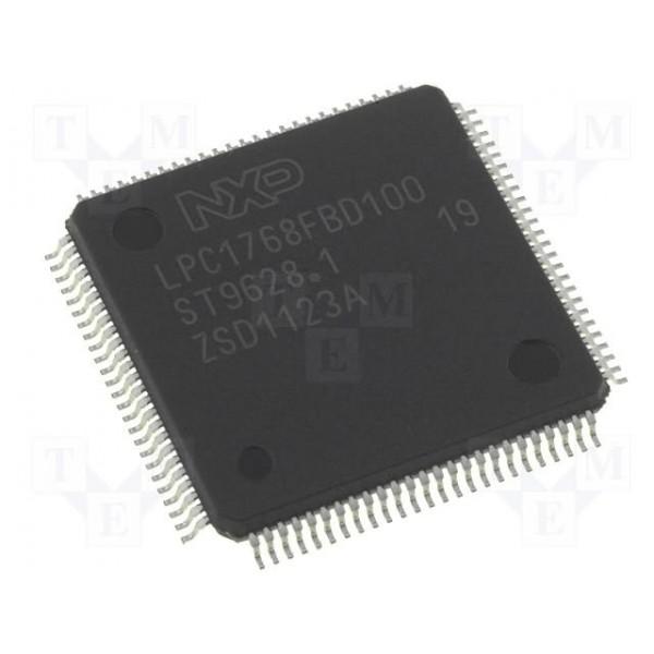 میکروکنترلر LPC1768FBD100- اورجینال - New and original+گارانتی
