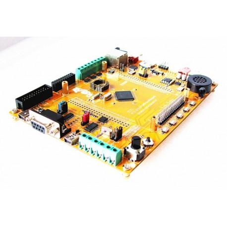 "STM32F107VCT6+USB OTG+ETHERNET 10M/100M+Support tft 5+4.3""+7""-کویرالکترونیک"