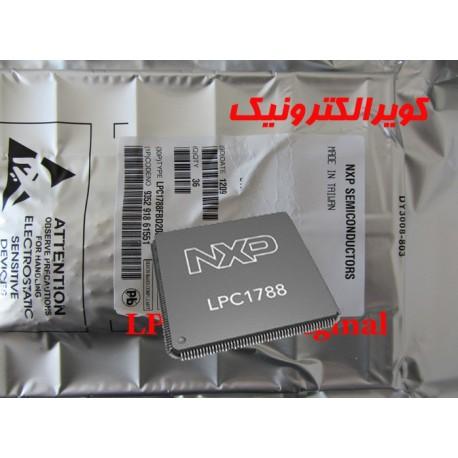 میکروکنترلر LPC1788 Cortex-M3-اورجینال -تایوان - کویرالکترونیک
