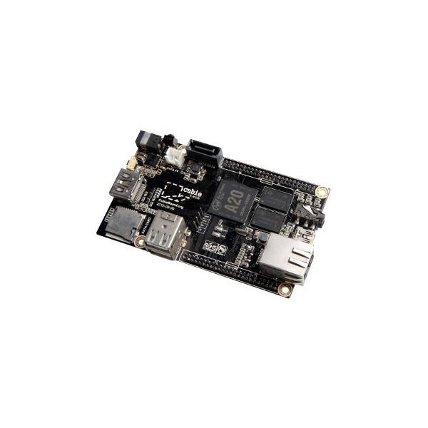 Cubieboard2-Dual core-A20 Allwinner  /4G nanad flash/1G DDR3 RAM/ARM -Android-Ubuntu-linux فروش ویژه(مرحله چهارم)- کویرالکترونیک
