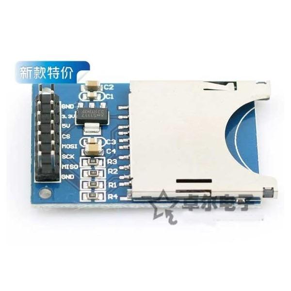 ماژول MMC/SD -کویرالکترونیک