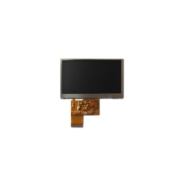 السیدی 4.3 lcd اینچ بدون تاچ اسکرینtft 4.3(new 2013)-کویرالکترونیک