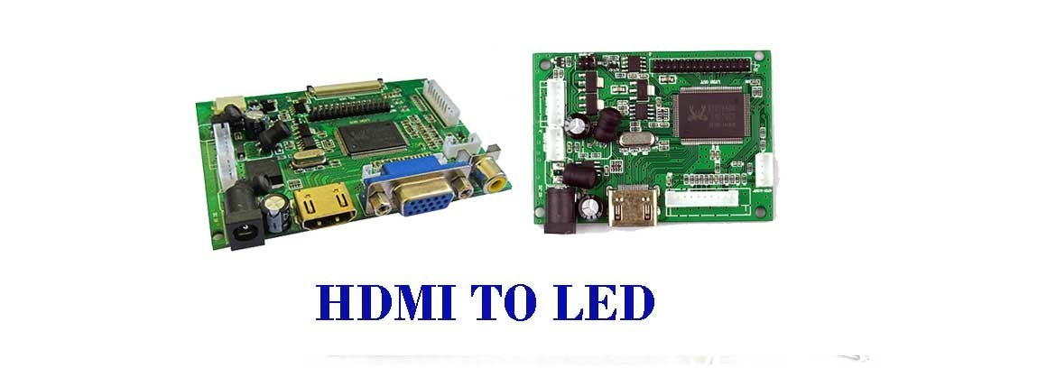 HDMI To LED/LCD